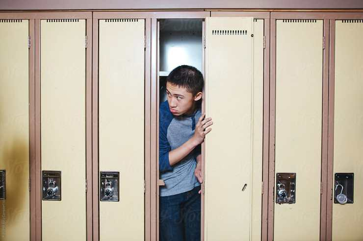 hs kid locker